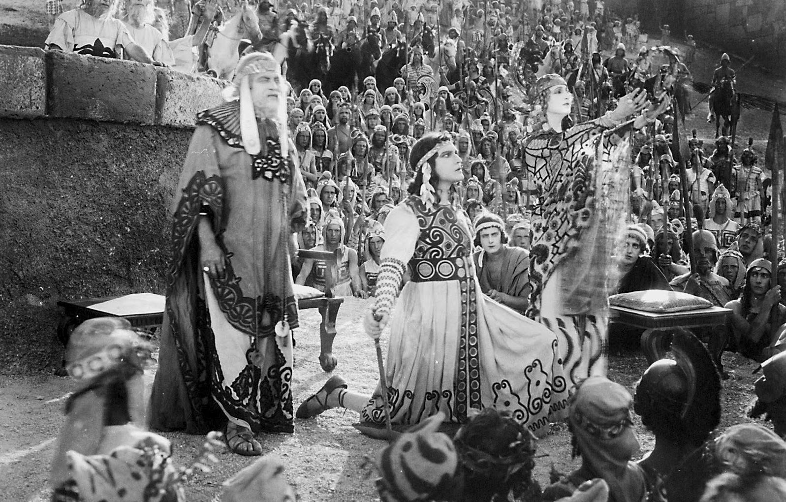 Jelena – Pad Troje (1924)