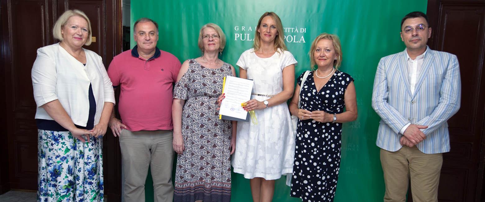 Sporazum o utemeljenju Zbirke arhivske građe PFF-a