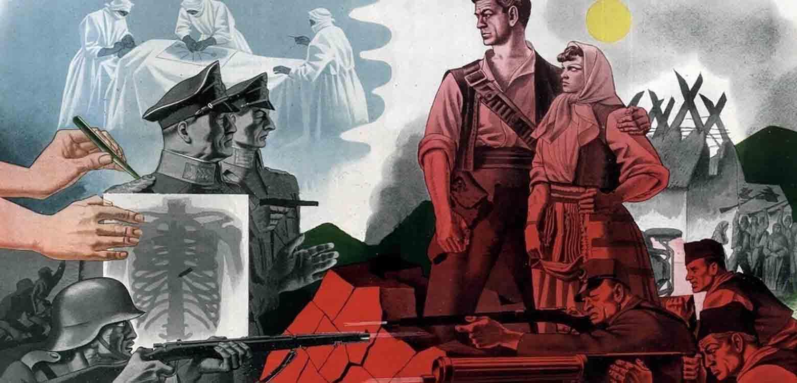 Otadžbina naša iz ugla stranih filmaša – Jugoslovenska kinoteka