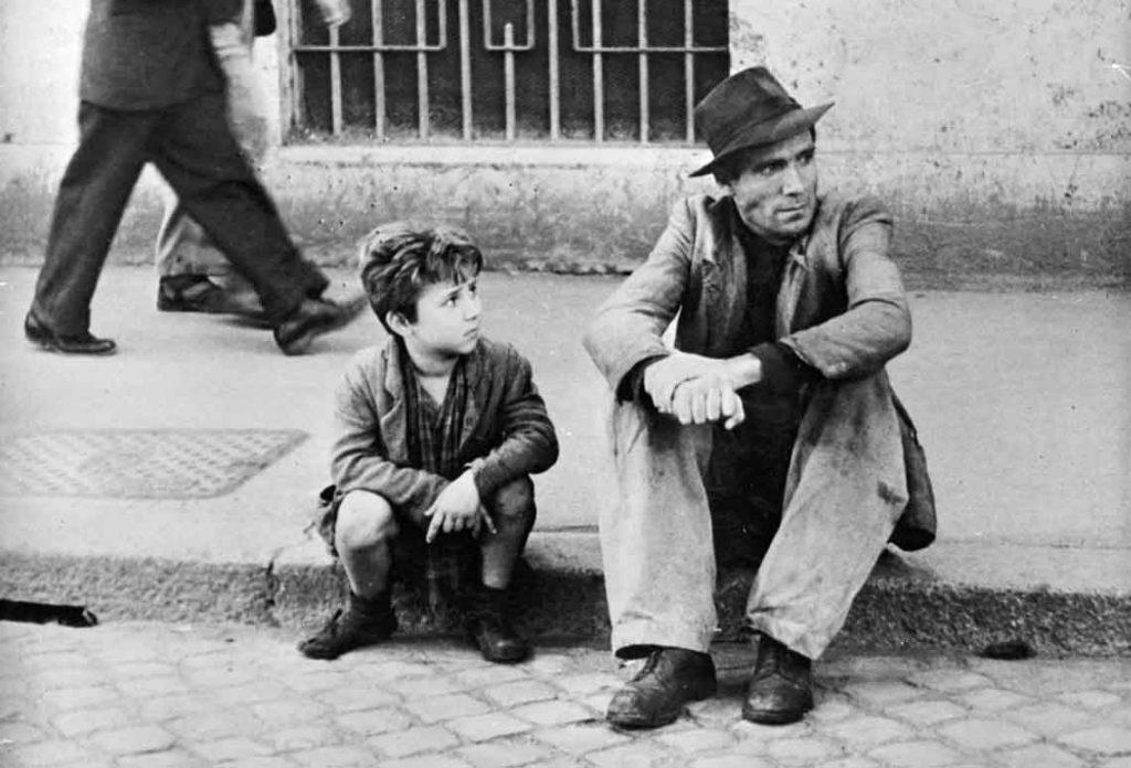 Enco Stajloa i Lamberto Mađorani - Kradljivci bicikla (1948)