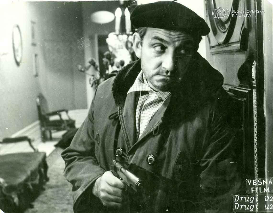 Lino Ventura - Drugi dah (1966)
