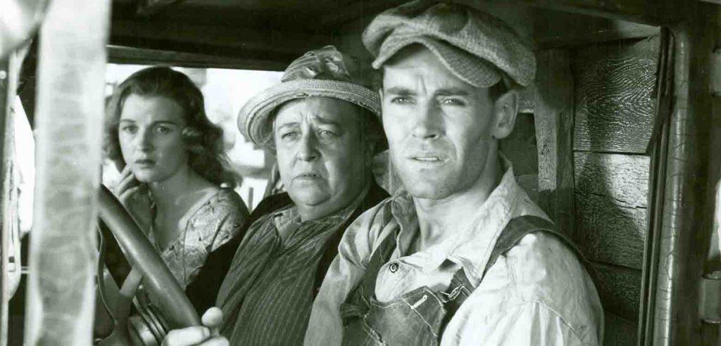 Plodovi gneva (1940) Džona Forda, filmska adaptacija klasika Džona Stajnbeka