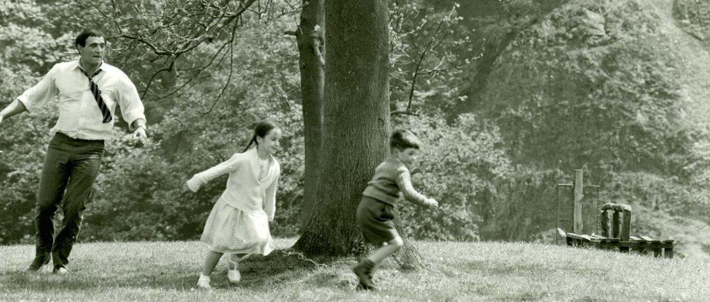 Ričard Haris - Sportski život (1963)