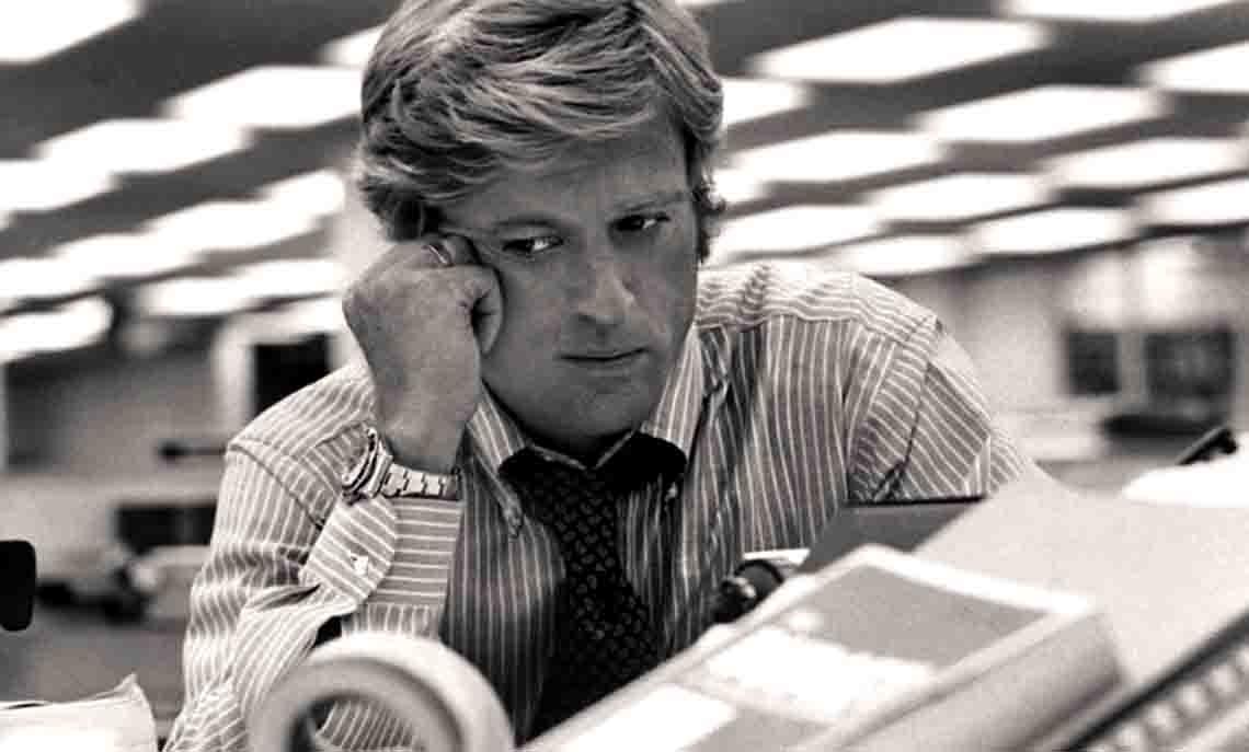 Robert Redford - Svi predsednikovi ljudi (1976)