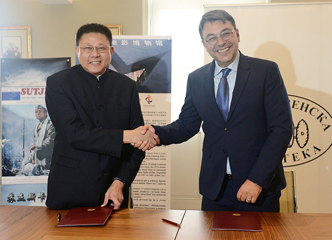 Memorandum Kina-Kinoteka 2