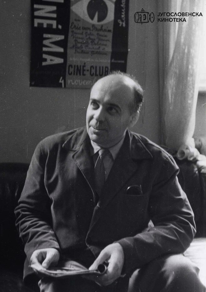 Vladimir Pogacic – kinoteka
