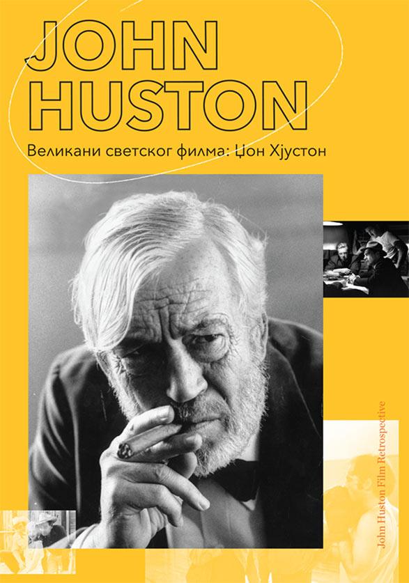 JOHN HUSTON – KINOTEKA – NOVEMBAR