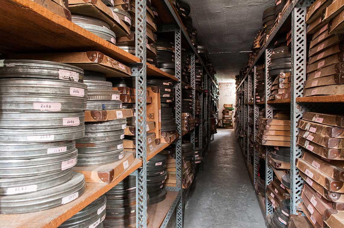 Fond nitratnog filma – Jugoslovenska kinoteka