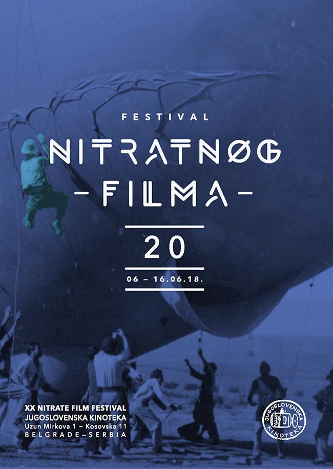 20 festival nitratnog filma poster