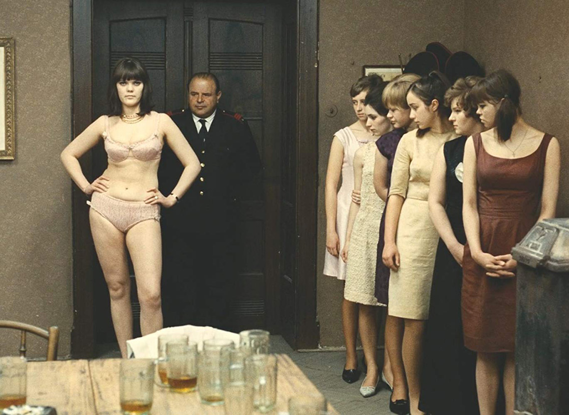 The Firemens Ball (1967)
