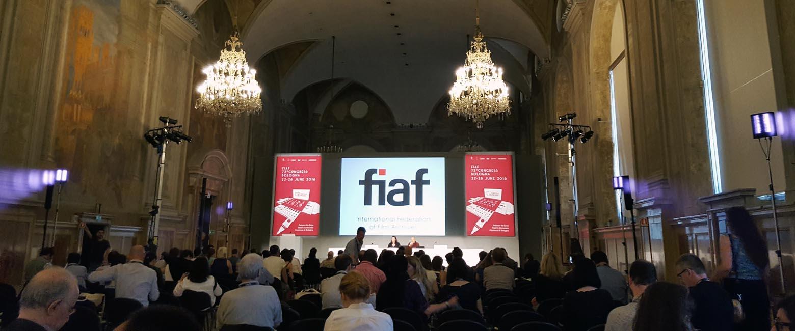 FIAF kongres-Bolonja2016