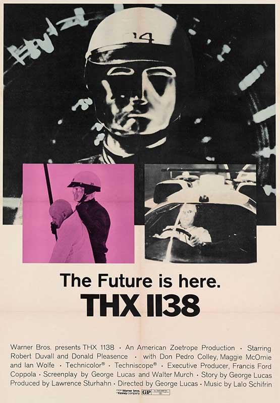 ТHX 1138 ( 1971)