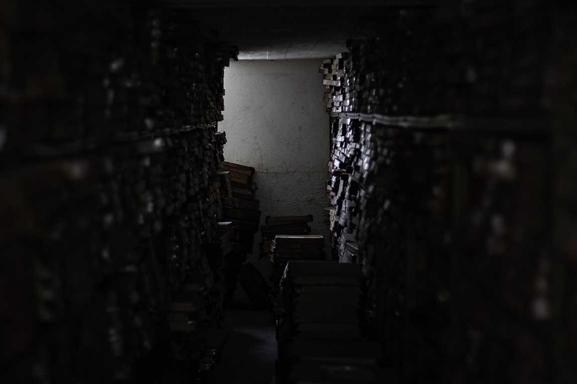 Arhiv Kinoteke – FIAF – Erik Le Roa IMG_5681