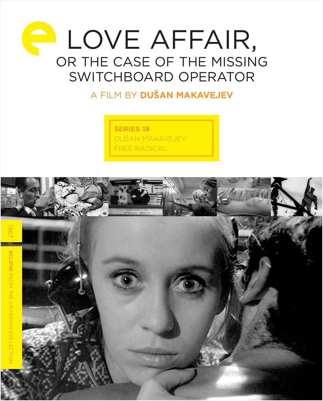 Love Affair, or the Case of the Missing Switchboard Operator